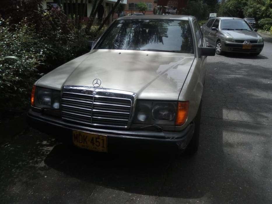 <strong>mercedes</strong>-Benz Clase E 1987 - 80000 km