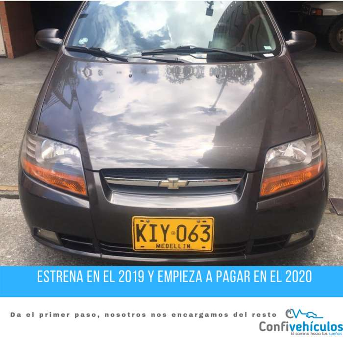Chevrolet Aveo 2012 - 88339 km