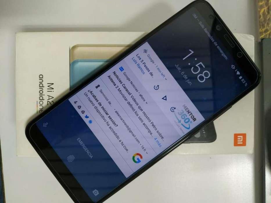 Celular Xiaomi Mi A2 Como Nuevo