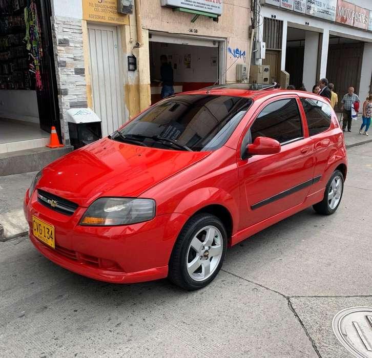 Chevrolet Aveo 2008 - 134000 km
