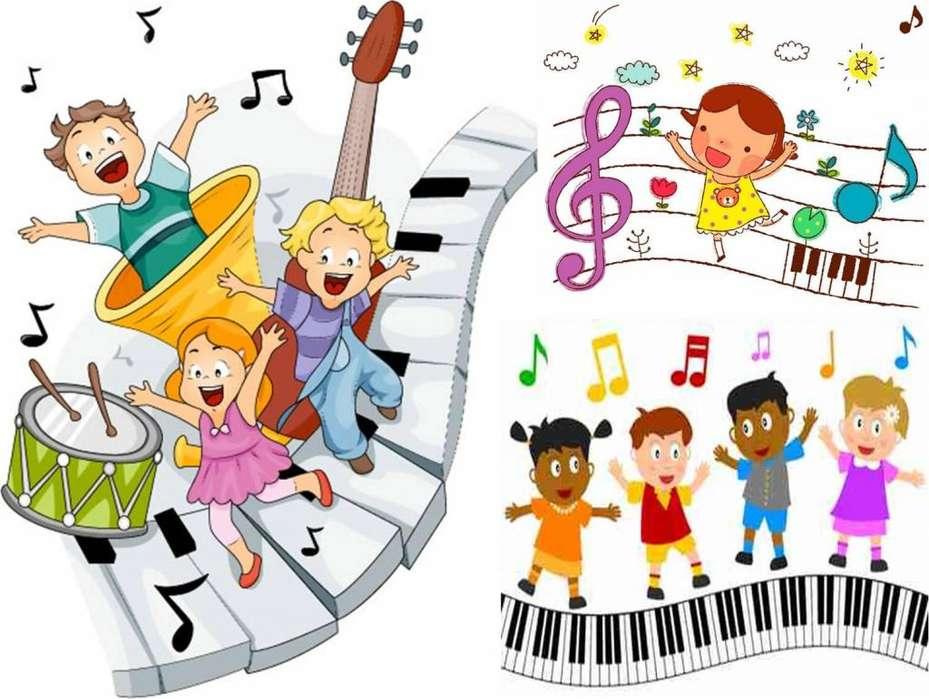 Clases de Piano, Guitarra, Canto para Niños en Bogotá