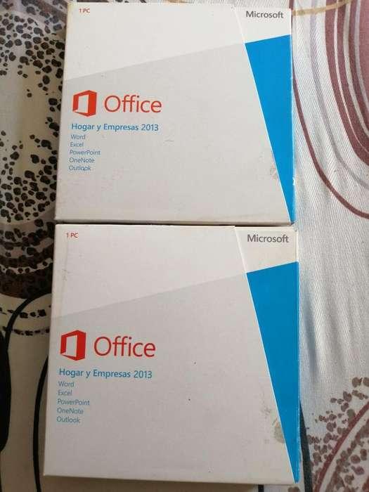 Licencias de Microsoft Office 2013