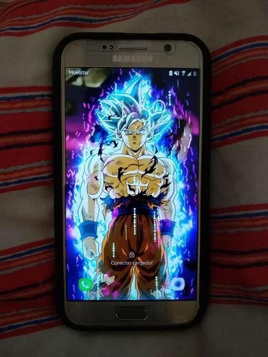 Ven/per Samsung S6 32gb Impecable Ya!!
