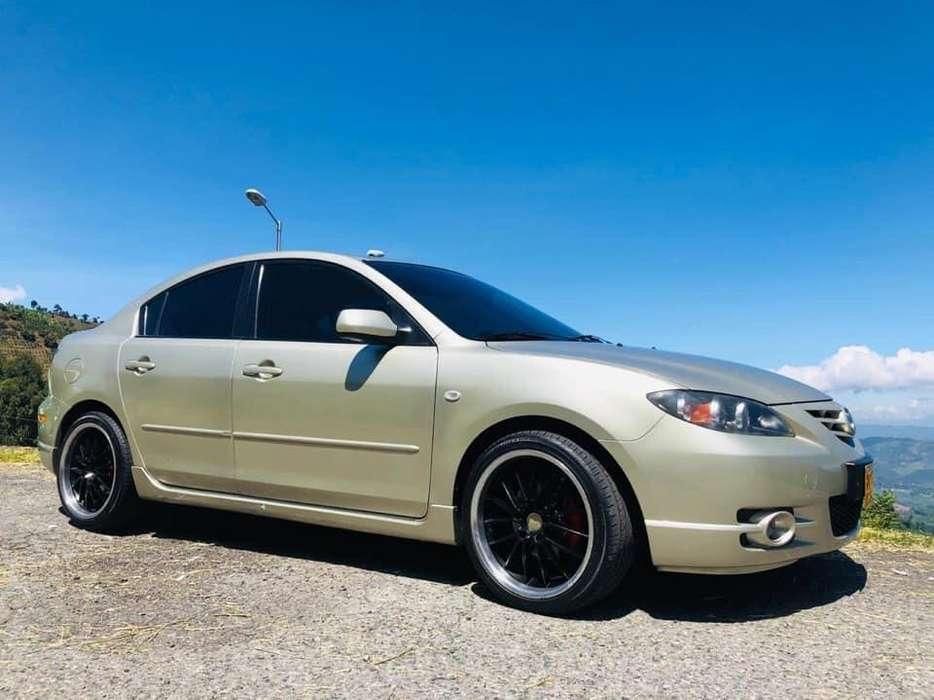 Mazda 3 2007 - 140000 km