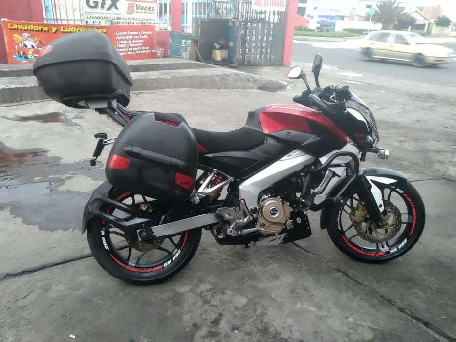 Moto Como <strong>nueva</strong> Barato