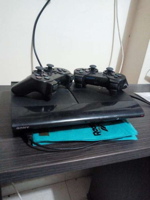 Play Station 3 2 Controles Juegos