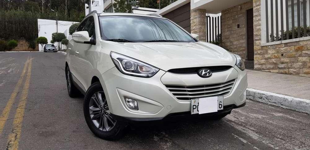 Hyundai Tucson 2014 - 98000 km