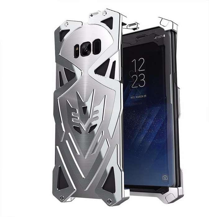 Case Transformers para samsung s8 plus Protector Metal
