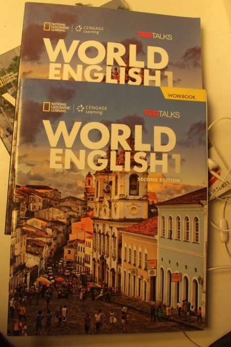 LIBRO WORLD ENGLISH 1