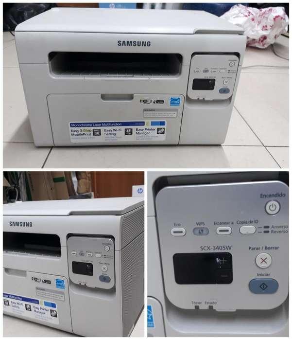 Impresora Samsung Reseteada (no Chip)