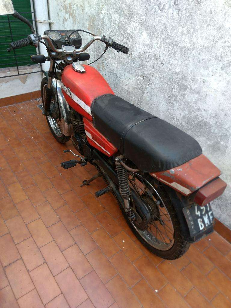 Zanella Xx 125