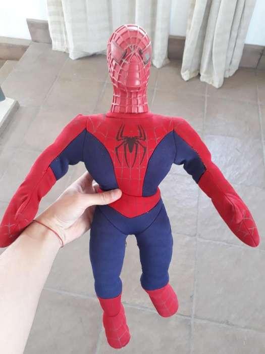 Spiderman de Juguete