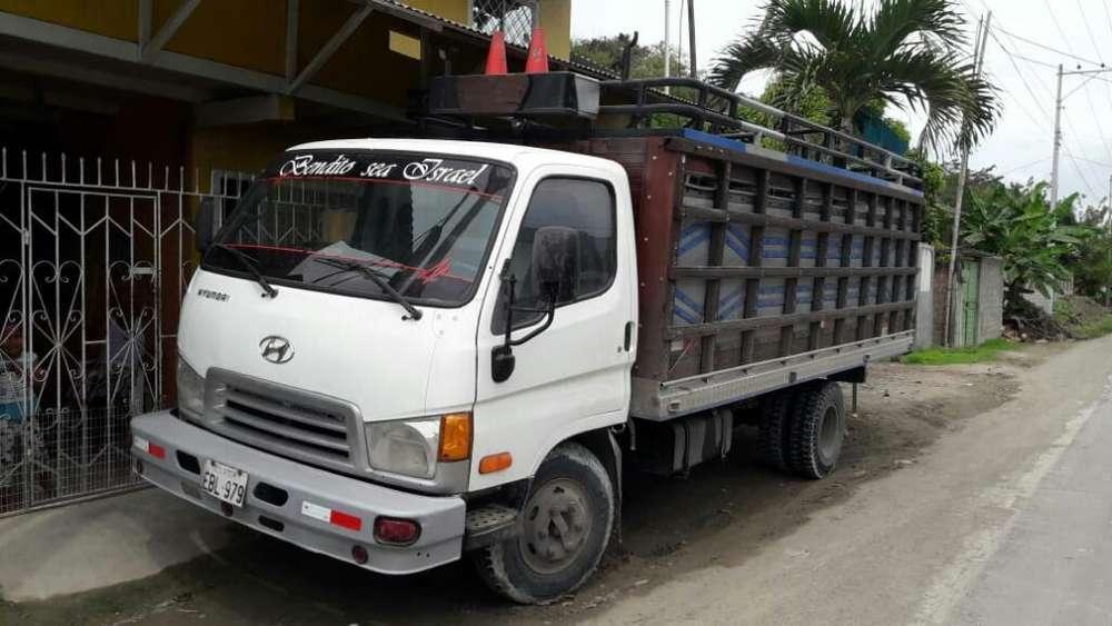 Vendo Camion Hyundai Año 2009 de 5.5 Ton