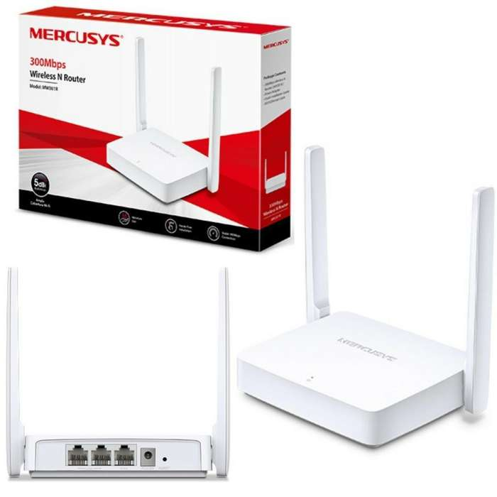 Router/repetidor 300mbps 2 Antenas