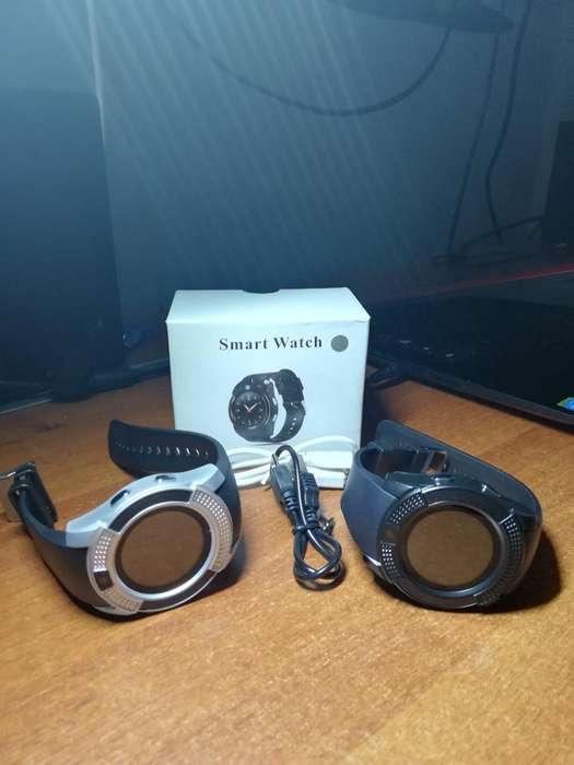V8 Wireless Smart Watch Bluetooth Remind