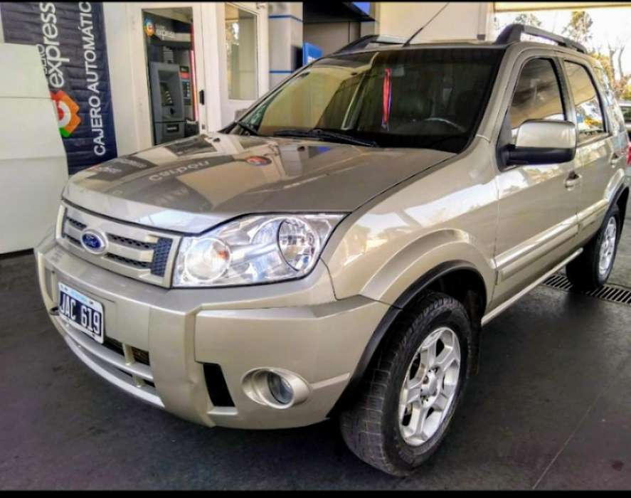 Ford Ecosport 2010 - 88500 km