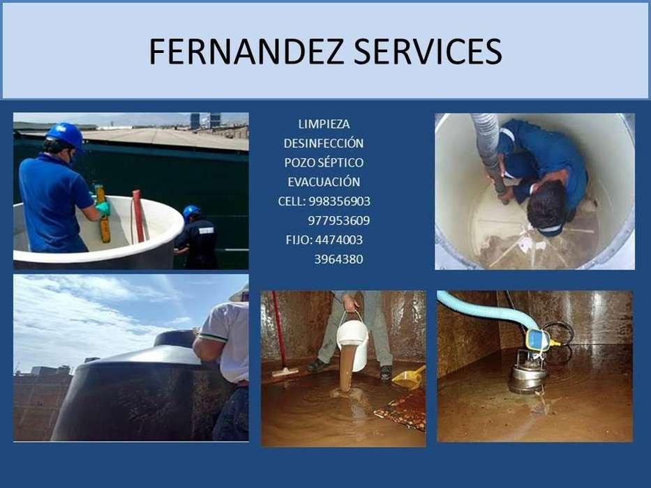 GASFITERIA, ENCOFRADOS, INSTALACIONES SANITARIAS/ ELECTRICAS/LIMPIEZA DE CISTERNAS Y TANQUES ELEVADOS - 977953609