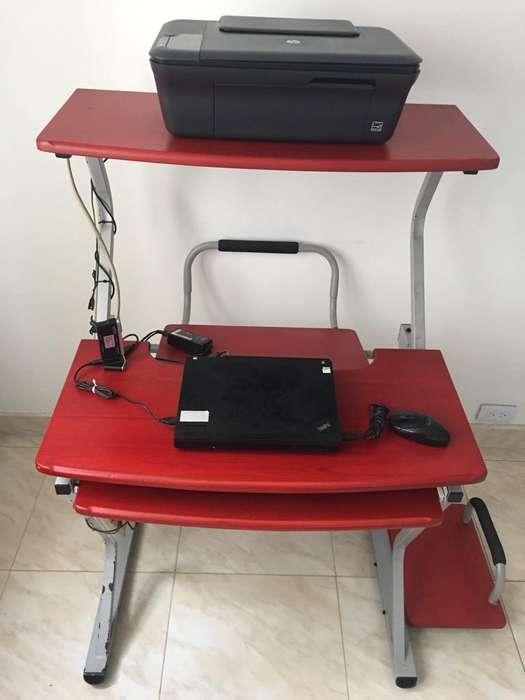 Mesa para Computador & Impresora