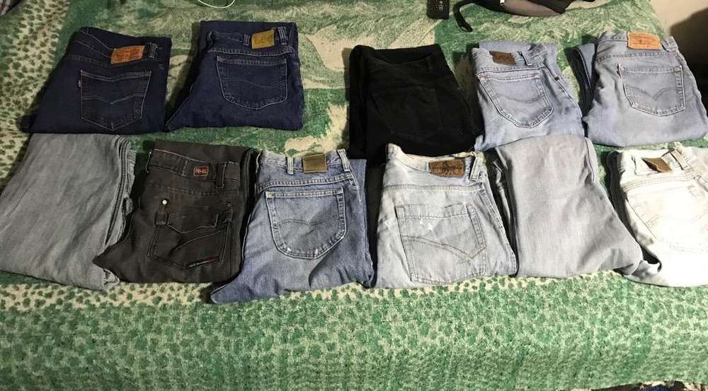 Pack de 11 Pantalones