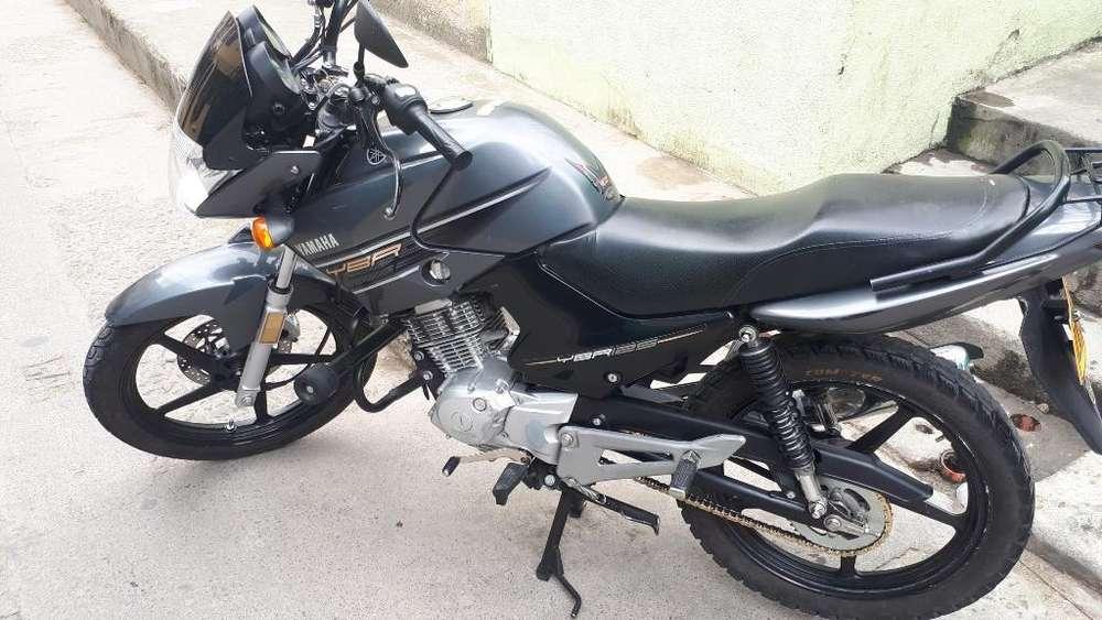 Yamaha Ybr 125 2014 Pastusa