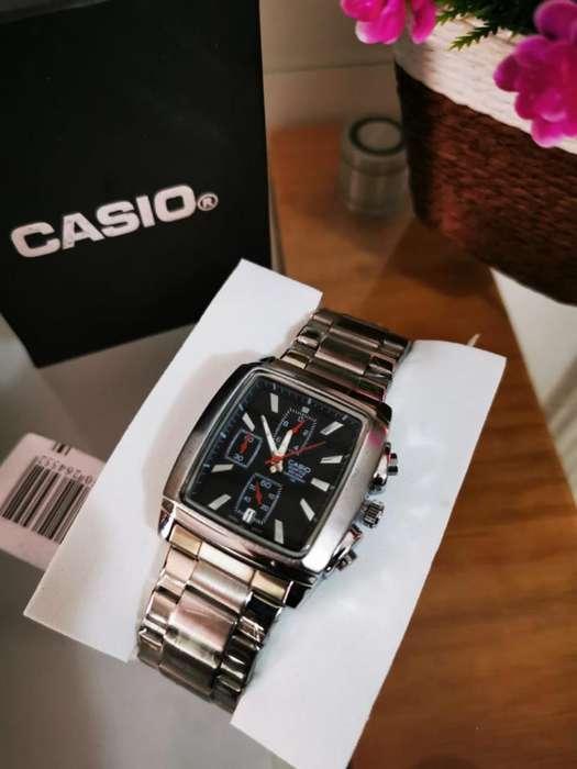 Reloj Casio Edifice Alta Gama