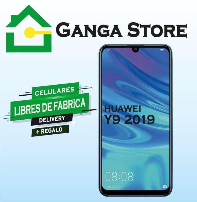 Huawei Y9 2019 Tienda Nuevo Garantía