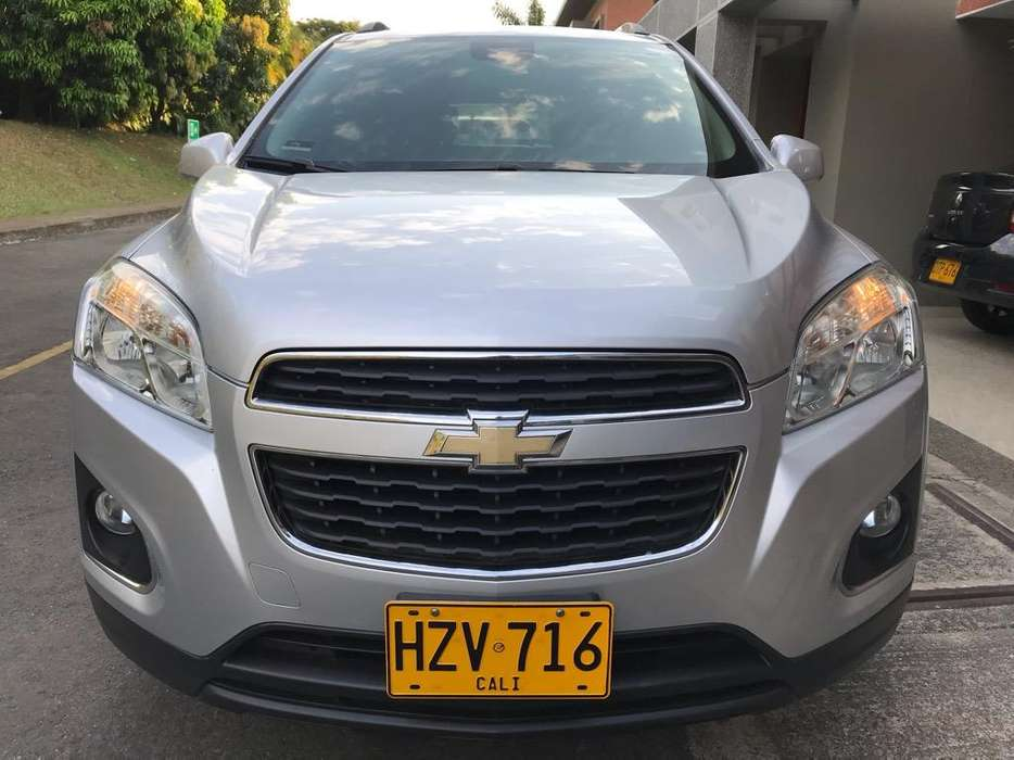 Chevrolet Tracker 2015 - 0 km