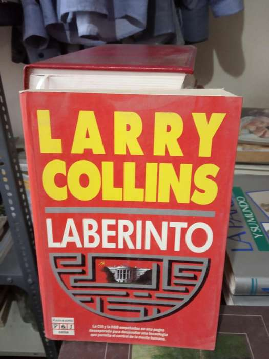 Libro Larry Collins Laberinto