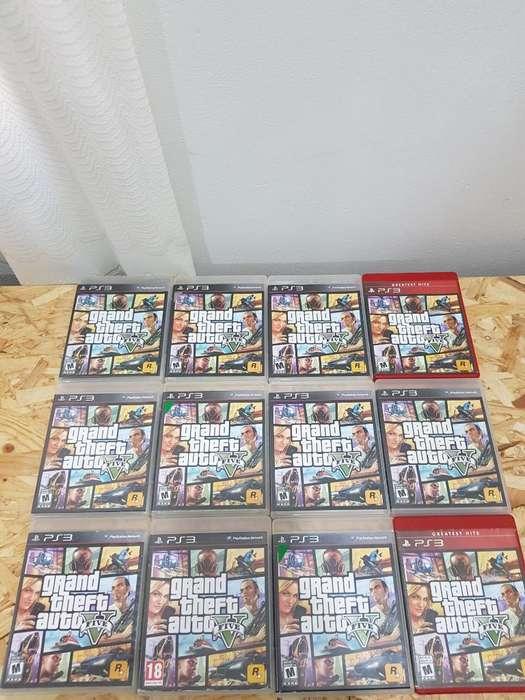 Gta 5 Playstation 3 Ps3 Cambio