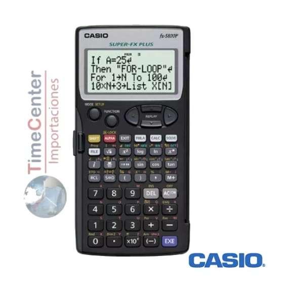 Calculadora Casio Programable Fx-5800p