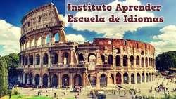 CURSOS Y CLASES PERSONALIZADAS DE INGLÉS, FRANCÉS, ITALIANO EN EL CENTRO DE MONTE GRANDE