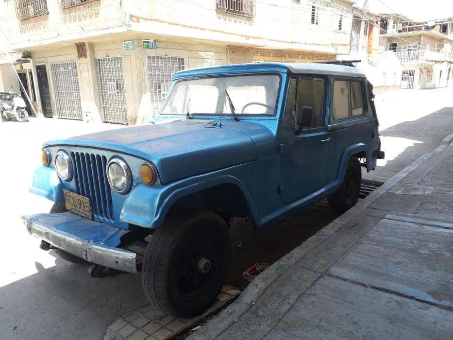 <strong>jeep</strong> Comando 1969 - 146346 km