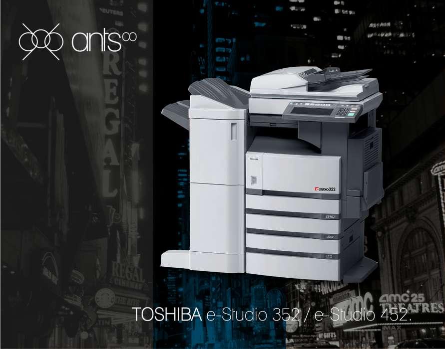 Ants Co - Toshiba 352 / 452 - Equipos para repuestos