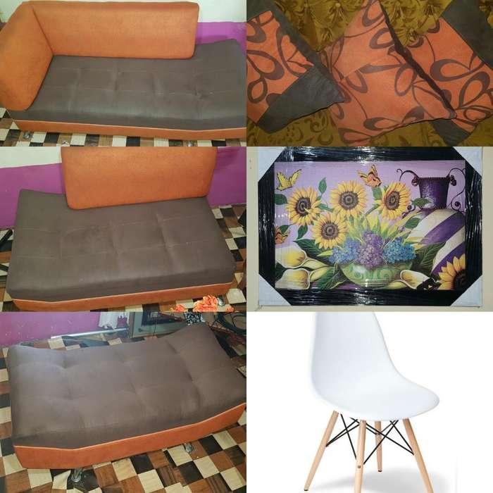 Muebles de Sala Mas 4 <strong>silla</strong>s Eames