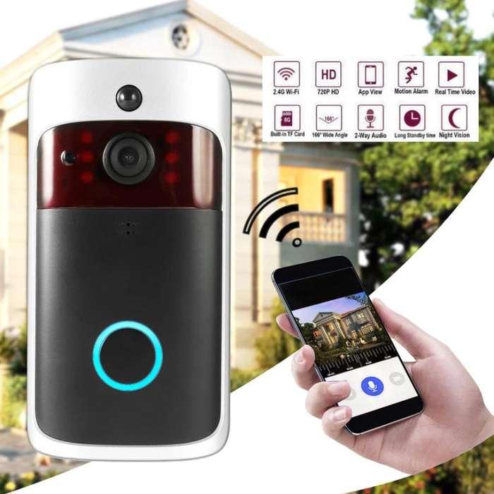 Videotimbre Wifi. Producto Revolucionari
