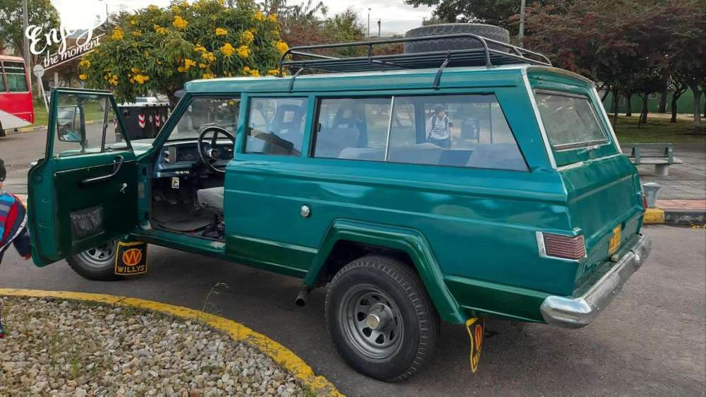 <strong>jeep</strong> Cherokee 1966 - 500000 km