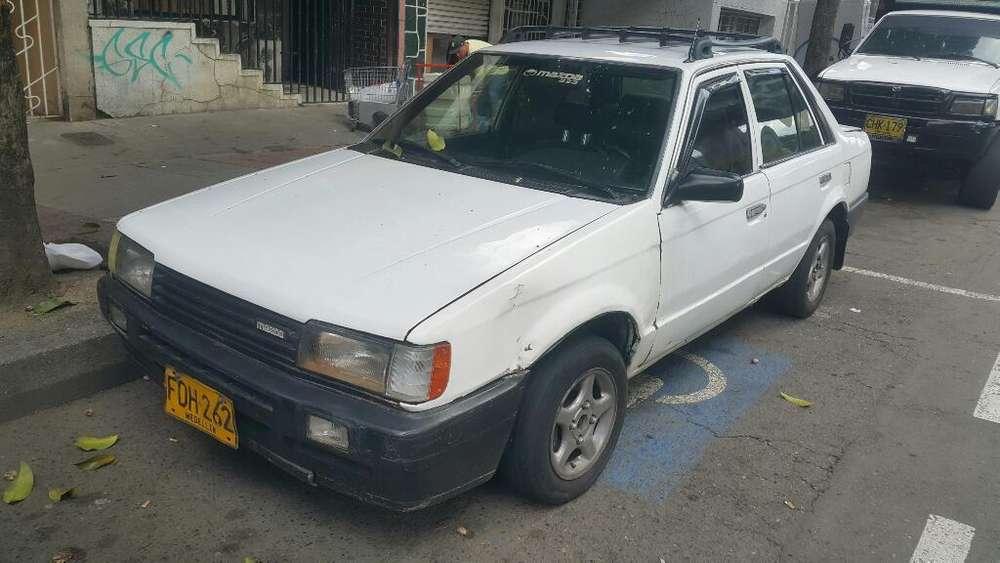 Mazda 323 1988 - 320 km