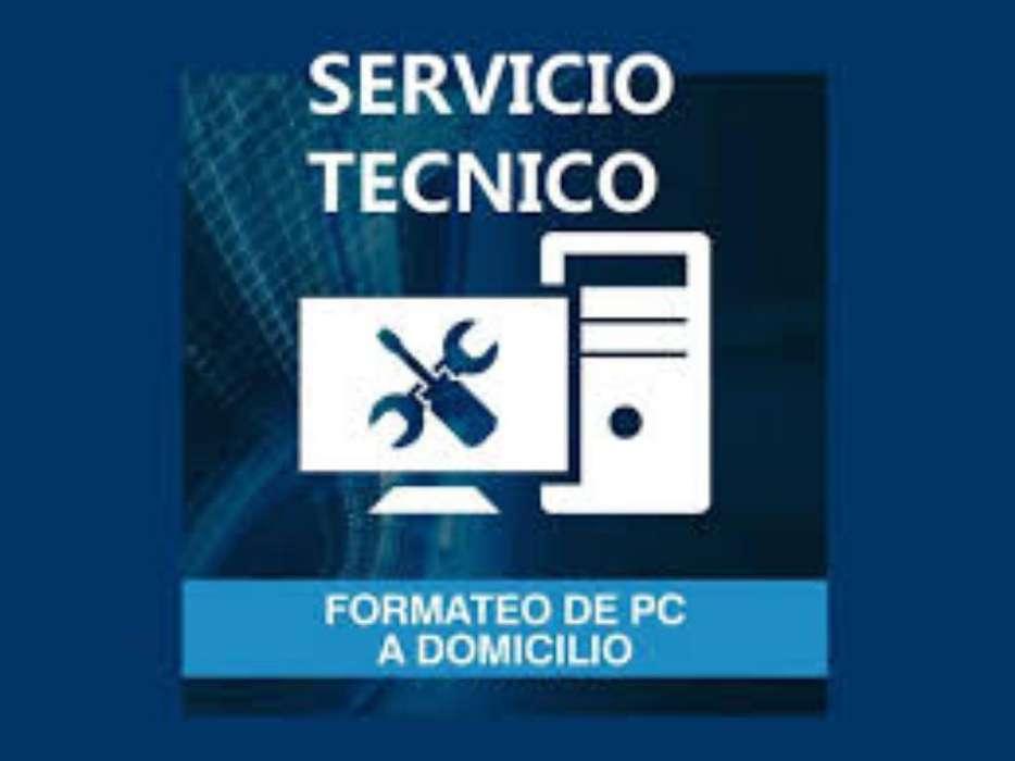 Servicio Tecnico Hardware Y Softwares
