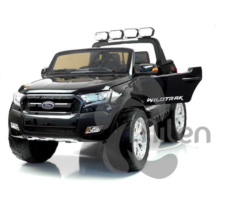 Ford Ranger Electrica niños, control remoto, pantalla, USB/SD Musica