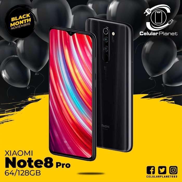 Xiaomi Note 8 Pro 128Gb Nuevo Original