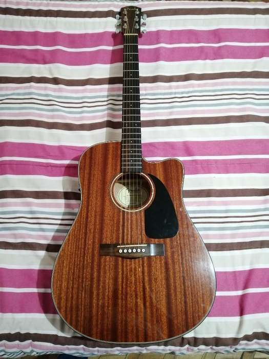 Se Vende Guitarra Marca Fender Acustica