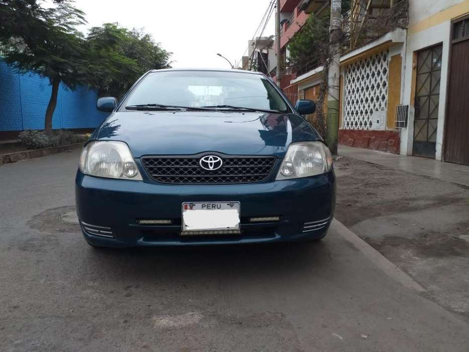 Toyota Corolla 2002 - 133000 km