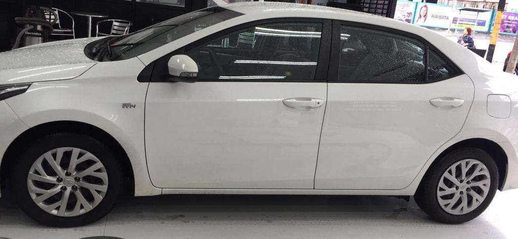 "Llantas Chapa 16"" de Toyota Corolla"