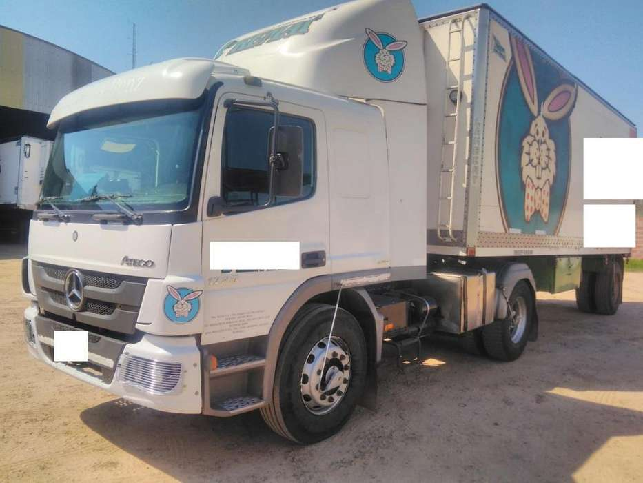 ATEGO 1725 S 36 CD 2012 INCREIBLE ESTADO EMPRESA VENDE URGENTE!!!!!!!!