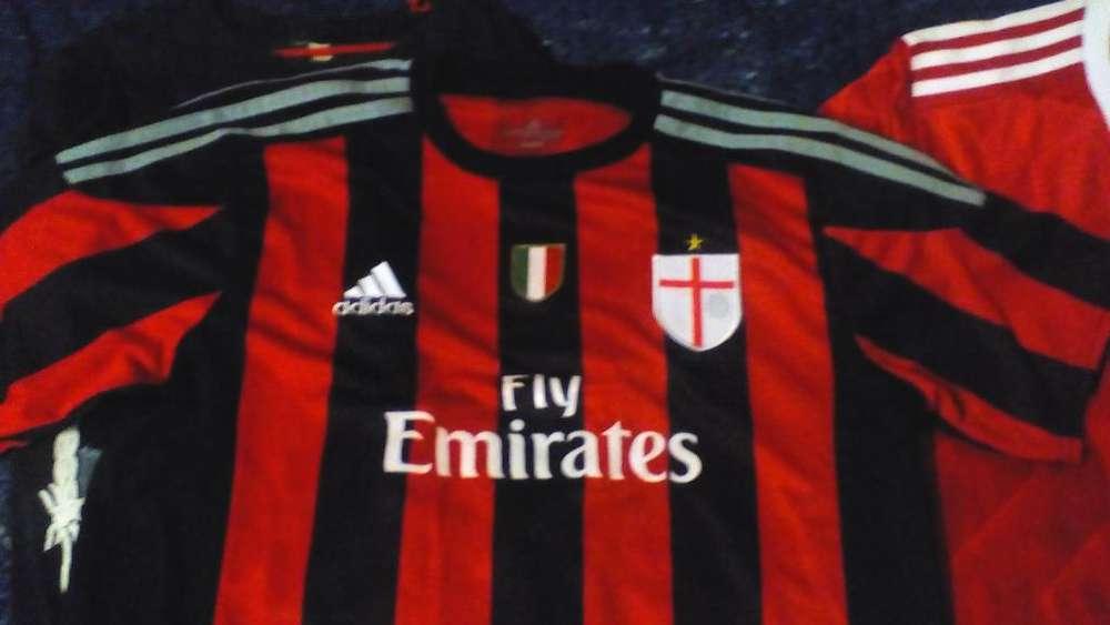 Camiseta Milan Talle xl o xxl son