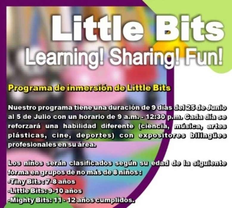 Programa Vacacional de Inglés para Niños