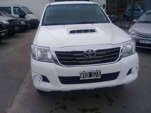 Toyota Hilux 2014 - 61800 km
