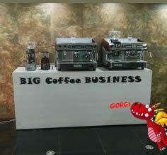 MAQUINAS PARA CAFE