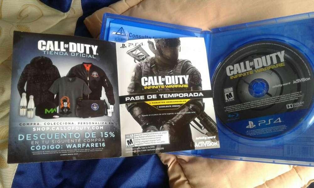 de Oferta Call Of Duty Y Resident Evil
