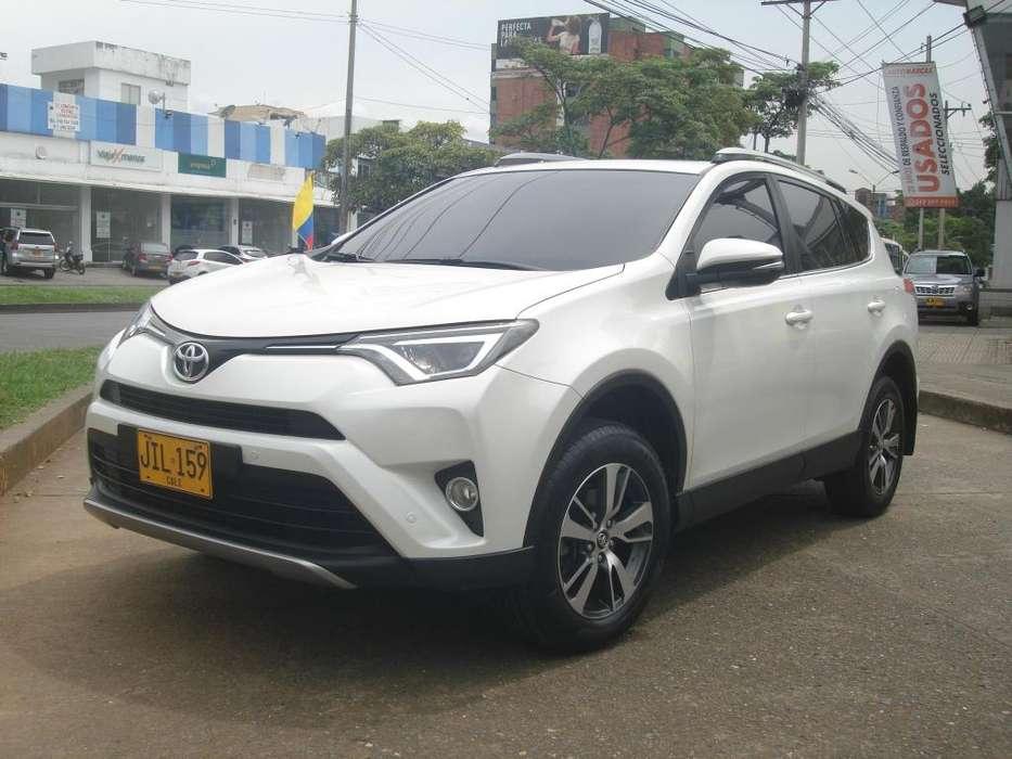 Toyota RAV4 2017 - 50000 km